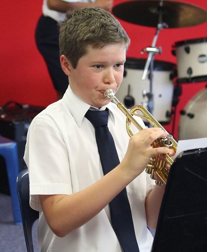 School Jazz Band